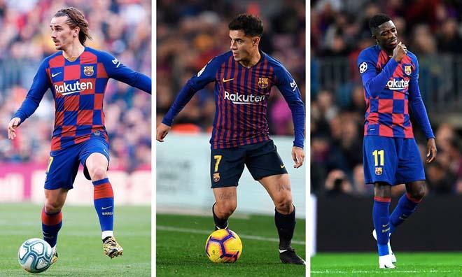 """""""Bom tấn"""" Lautaro Martinez khó đến Barca, Real gây sốc cho đại kình địch? 2"""
