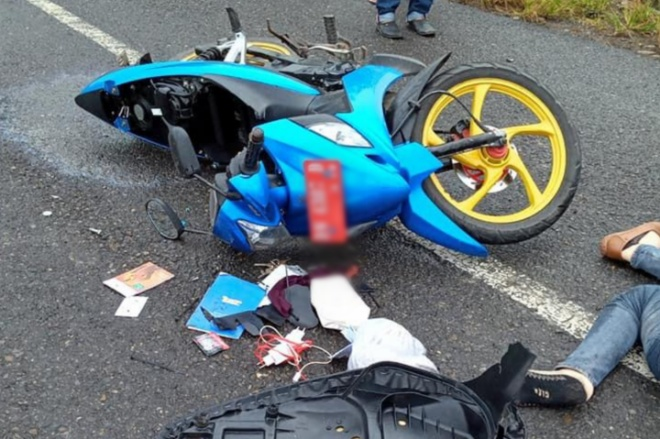 Kecelakaan Maut, Pemotor Di Bone Tewas di Tempat Usai Dilindas Truk