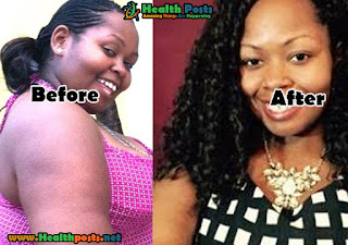 Tanisha Shanee Williams, 33 years old    LOSS OF TOTAL WEIGHT: 60 kgs
