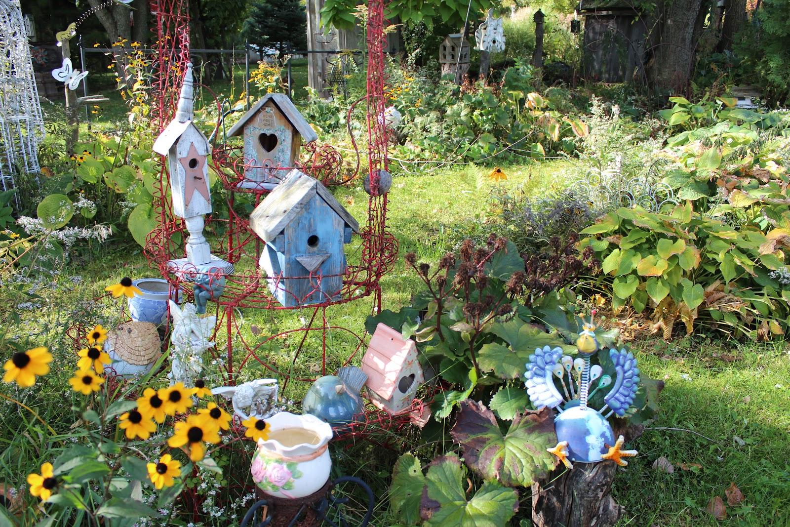 Garden Decorating Ideas: Cherish The Moment: Wisconsin Fall