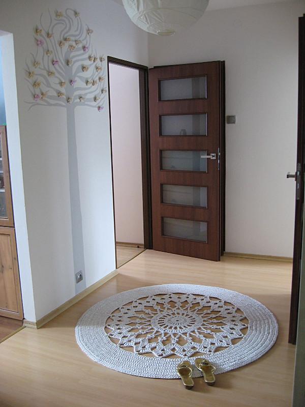 Fantastyczny Latające dywany: Nowy dywan na przedpokój NH56