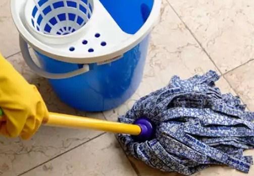 Tips Membersihkan Lantai Keramik Di Rumah