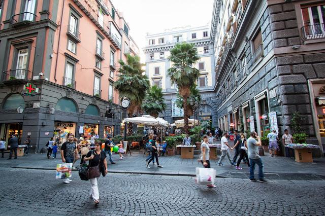 Funicolare centrale-Piazzetta augusteo-Napoli