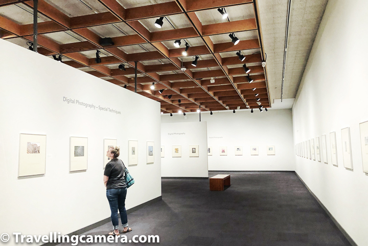 When I was there at The Albuquerque Museum of Art and History, a Digital Photography exhibition was also going on. This was not a simple digital photography art but more exploratory mediums of Digital photography.