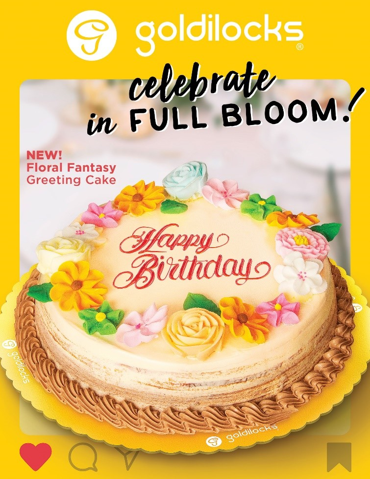 Admirable Celebrate In Full Bloom With Goldilocks Floral Fantasy Greeting Funny Birthday Cards Online Alyptdamsfinfo