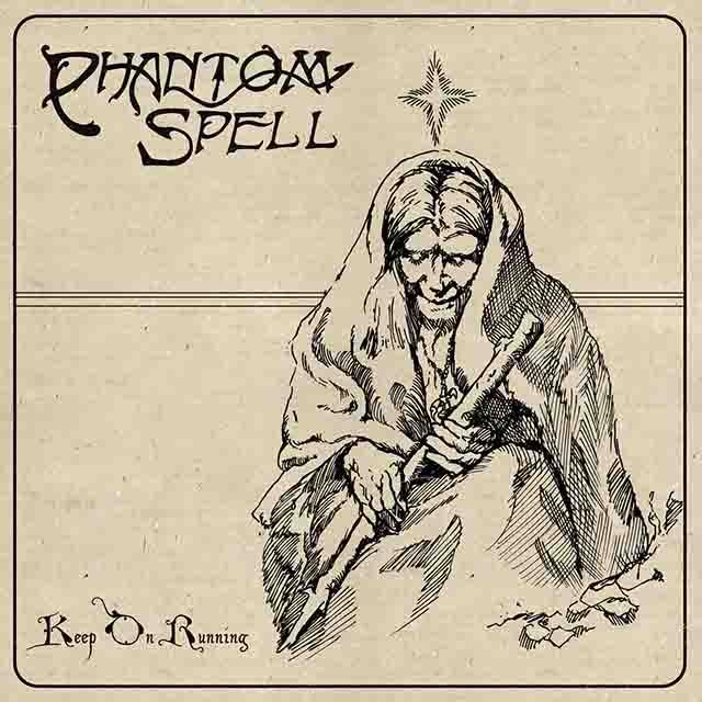 """Το single των Phantom Spell """"Keep On Running"""""""