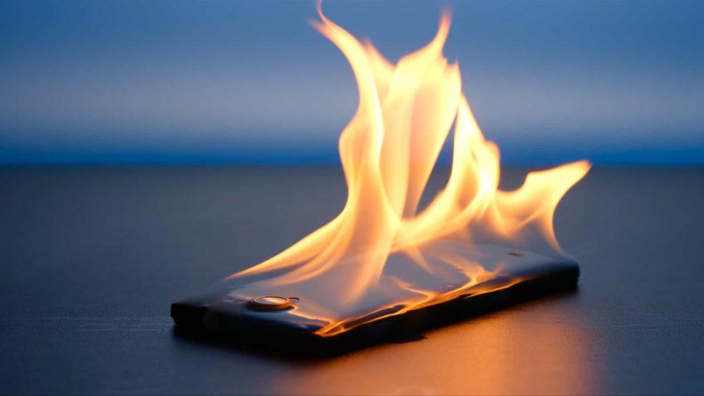 5 Cara Mencegah Dan Mengatasi Hp Panas (Overheat)