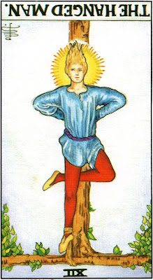 The Hanged Man Reversed Tarot Card Meaning- Major Arcana