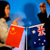 Australia cancels two development agreements with China