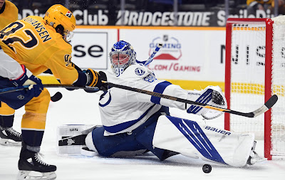 Three Contenders and One Dark Horse For The '21-'22 Vezina Trophy