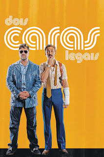 Dois Caras Legais – Dublado (2016)