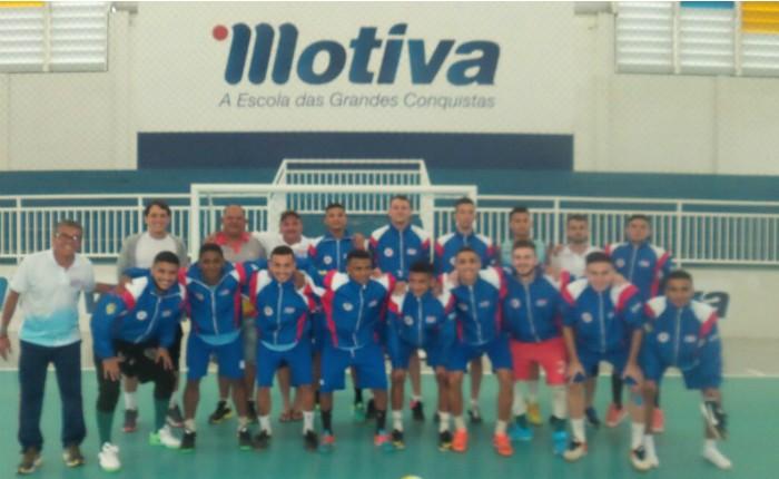Técnico do Educar lamenta derrota nas semifinais da Taça Brasil Sub-20 de  Futsal 246941aa04781