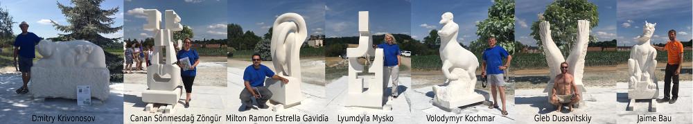 #symposium de sculpture monumentale sur pierre#stone symposium