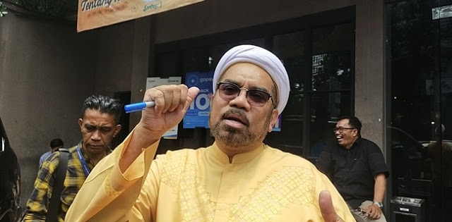 Ngabalin: Penusuk Syekh Ali Jaber Kalau Bukan Dipengaruhi Obat Ya Radikal