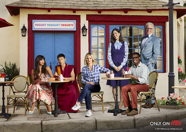 The Good Place - iflix announcement