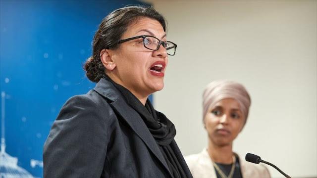 Trump vuelve a atacar a dos congresistas musulmanas de EEUU