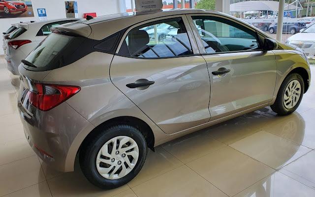 Novo Hyundai HB20 2020 Sense 1.0