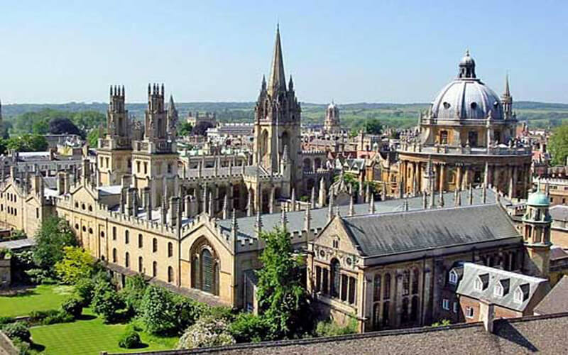 Oldest University in The World