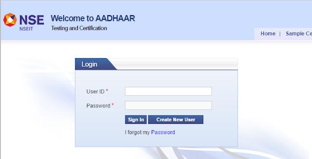 UIDAI exam registration 2020 Online Apply