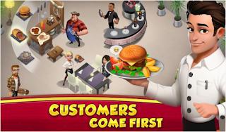 Game World Chef V1.30.4 MOD Apk ( MOD Money ) Terbaru