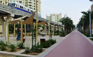 Al Ittihad Park - Dubai
