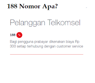 188 Nomor Apa ya?