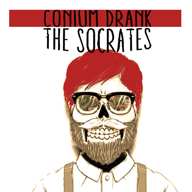 Conium Drank the Socrates shows #15 & #16, Greek underground 2020