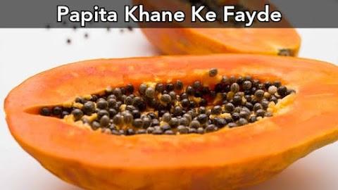 Papita Khane Ke Fayde in Hindi | Papaya Benefits in Hindi