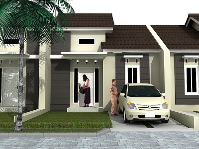 Model Rumah Minimalis Type 36 » Foto Gambar Terbaru