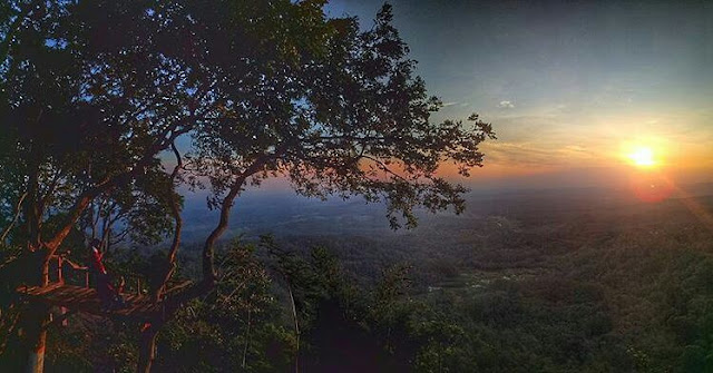 Satu lagi daerah wisata gres di Desa wisata Tempat Wisata Baru Permata Bukit Kendeng Di Curug Sewu - Kendal