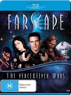 Farscape: The Peacekeeper Wars [BD25] *Subtitulada