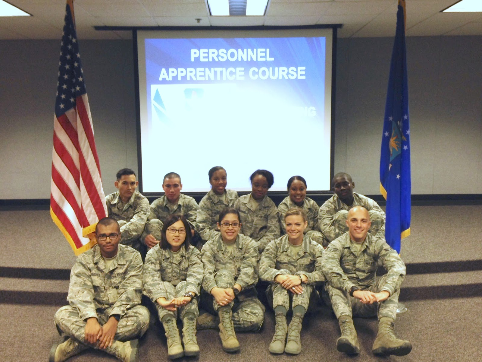 Keesler AFB Personnel Apprentice Course