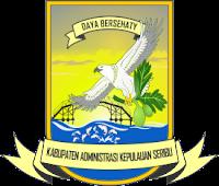 Logo Kabupaten Administrasi Kepulauan Seribu PNG