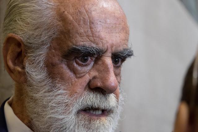 Diego Fernándéz de Cevallos retó a AMLO a encontrarse en Palacio Nacional