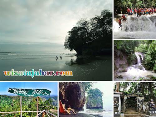Tempat wisata di Kabupaten Pangandaran