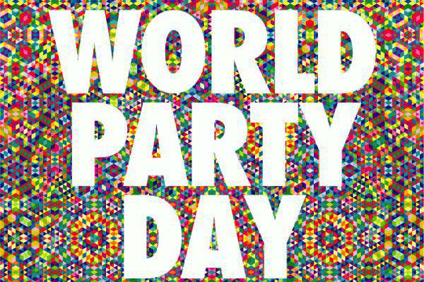 World Party Day Wishes Pics