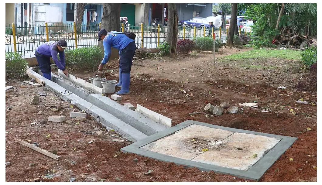 Jasa Pembuatan Sumur Resapan Air Tanah (Biopori)