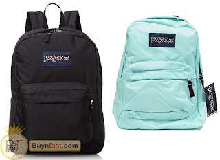 JanSport T501 SuperBreak Backpack - The Best Backpack For Your Adventures