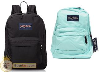 JanSport T501 SuperBreak Backpack - The Best Backpack For Your Adventures