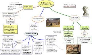 http://www.mappe-scuola.com/2018/05/il-cristianesimo-nellantica-roma.html
