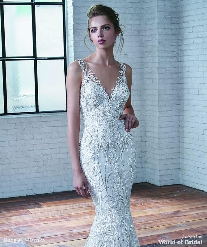 Badgley Mischka 2019 Wedding Dresses