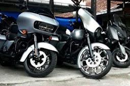 21 Harley yang Disita Gara-gara Pengeroyokan TNI, Harga Per Unitnya Nyaris Rp 1 Miliar