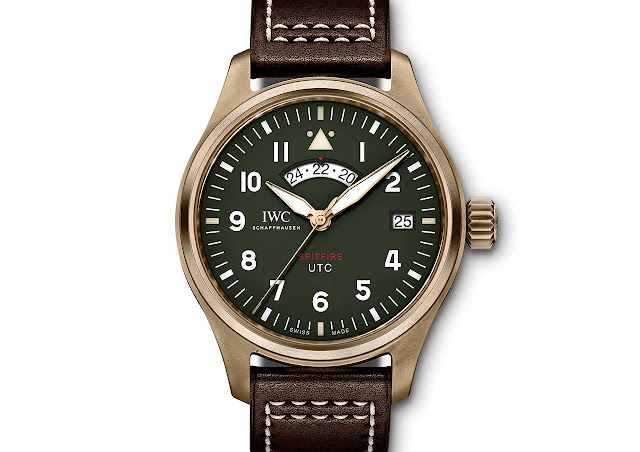 "IWC Pilot's Watch UTC Spitfire Edition ""MJ271"" Ref. IW327101"
