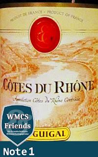 Test und Bewertung Wein von Edeka