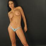 Andrea Rincon, Selena Spice Galeria 19: Buso Blanco y Jean Negro, Estilo Rapero Foto 142