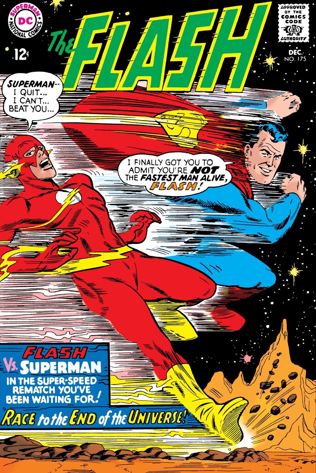 COMIC BOOK FAN AND LOVER: COMBATES CLÁSICOS: SUPERMAN vs FLASH