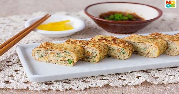 Tamagoyaki (Japanese Egg Rolls) Recipe