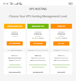 Best web hosting India