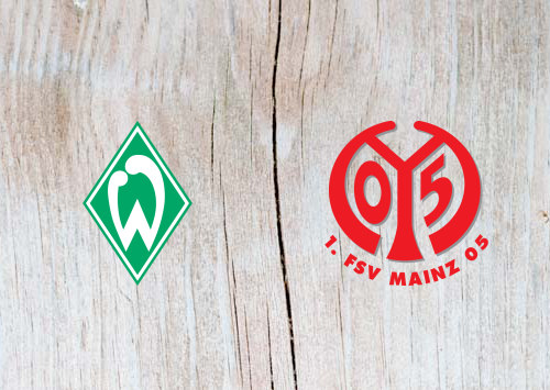 Werder Bremen vs Mainz 05 -Highlights 17 December 2019