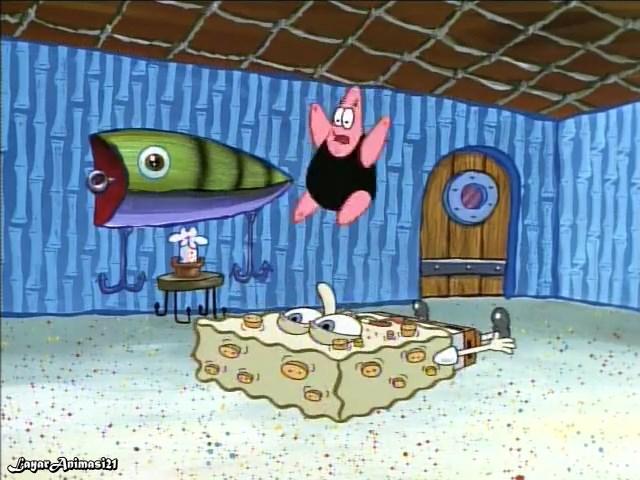 SpongeBob Season 1 Episode 15B - Suds SD 480p Dub Indo